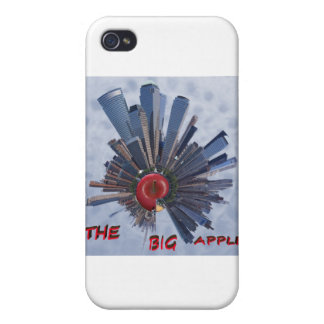 the big apple iPhone 4 cases