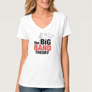 The Big Band Theory Tee Shirts