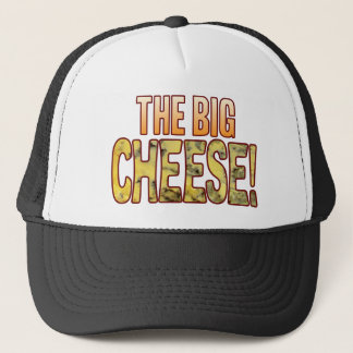 The Big Blue Cheese Trucker Hat