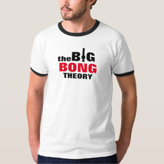 The Big Bong Theory - Joke T-Shirt