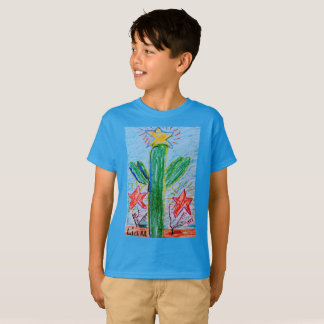 """The """"Big Cactus"""" boys T by Liam Myers T-Shirt"""