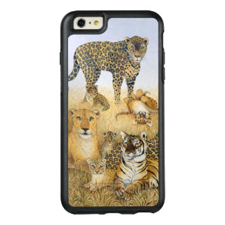 The Big Cats OtterBox iPhone 6/6s Plus Case