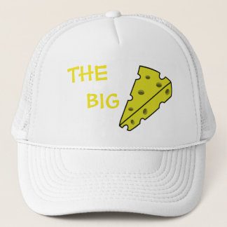 The Big Cheese Boss Hat
