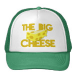 The BIG CHEESE! boss Trucker Hat
