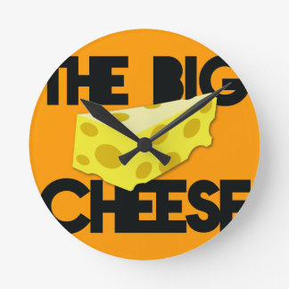 The BIG CHEESE! Clocks