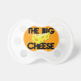 The BIG CHEESE! Pacifier