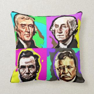 The Big Four Pillow
