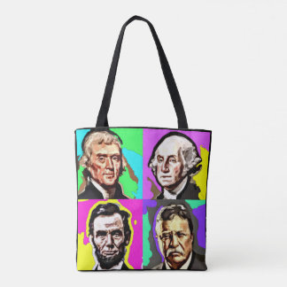 The Big Four Tote Bag