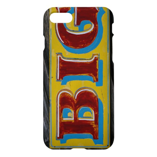 The BIG one iPhone 8/7 Case