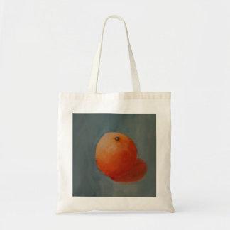 The Big Orange Canvas Bag