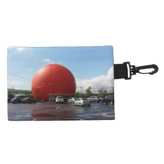 The Big Orange Ball at the Orange Julep Accessories Bags