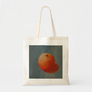The Big Orange Budget Tote Bag