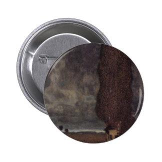 The Big Poplar II Cool 2 Inch Round Button