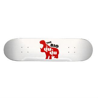 THE BIG PUM PUI ☆ Fat in Thai Language ☆ Skateboard Decks