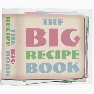"The BIG Recipe Book 2"" Avery Binder"