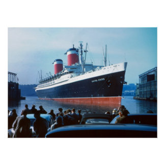 The Big Ship 1957 Poster