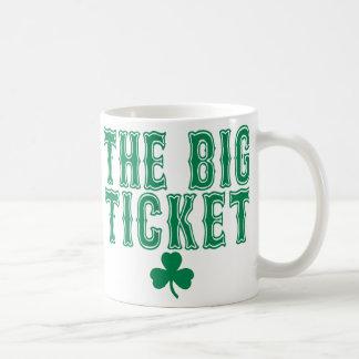 The Big Ticket Kevin Garnett Mug
