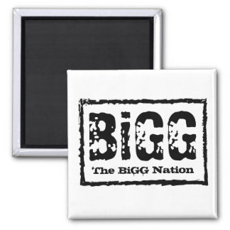 The BiGG Nation Magnet