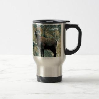 The Bighorn Ram Travel Mug