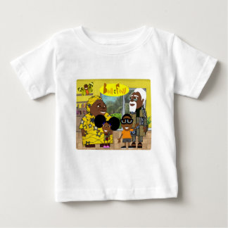 The bino and Fino Family Baby T-Shirt