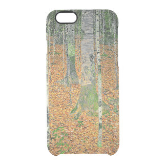 The Birch Wood, 1903 Clear iPhone 6/6S Case