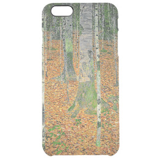 The Birch Wood, 1903 Clear iPhone 6 Plus Case