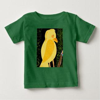 The Bird Has Flown Baby T-Shirt