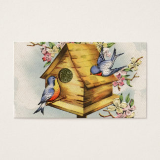 The Birdhouse Business Card