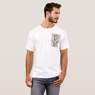the birds also singing... T-Shirt
