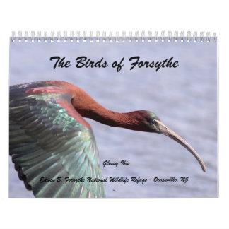 The Birds of Forsythe II Wall Calendars