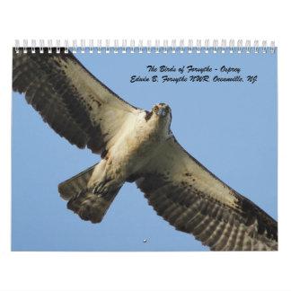 The Birds of Forsythe - Osprey Calendars
