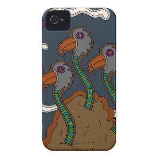 The Birdworms Case-Mate iPhone 4 Case