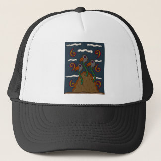 The Birdworms Trucker Hat