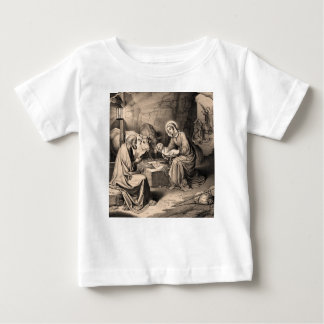 The birth of Christ Baby T-Shirt