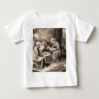 The birth of Christ Baby T-Shirt