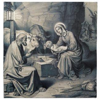 The birth of Christ Napkin