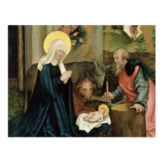 The Birth of Christ Postcard