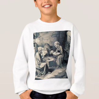 The birth of Christ Sweatshirt