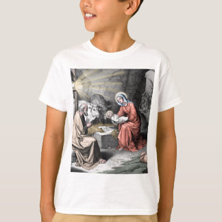 The birth of Christ T-Shirt