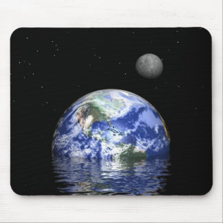 The Birth Of Earth Mousepad
