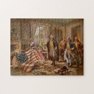 The Birth of Old Glory Jigsaw Puzzle