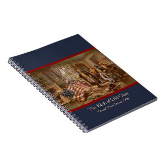 The Birth of Old Glory Notebook
