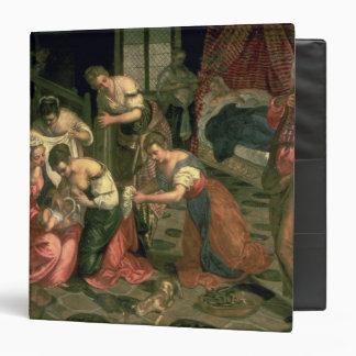 The Birth of St. John the Baptist, 1550-59 Binder