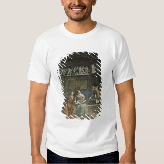 The Birth of the Virgin, 1485-90 T Shirts