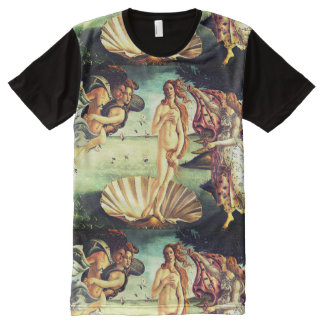 The Birth Of Venus All-Over-Print T-Shirt