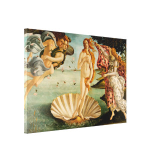 The Birth of Venus   Botticelli Gallery Wrapped Canvas