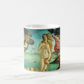 The Birth of Venus by Sandro Botticelli Coffee Mug