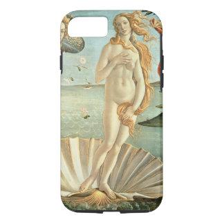 The Birth of Venus, c.1485 (tempera on canvas) iPhone 7 Case