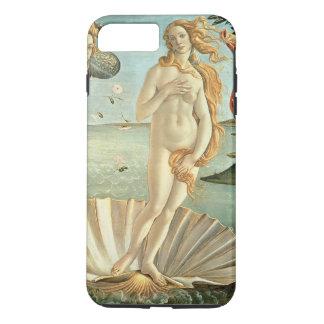 The Birth of Venus, c.1485 (tempera on canvas) iPhone 7 Plus Case