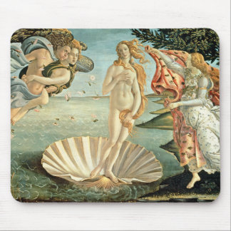 The Birth of Venus, c.1485 (tempera on canvas) Mouse Pad